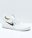 Nike SB Nyjah Free White Skate Shoes