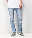Ninth Hall Rogue Abrum Denim Jeans