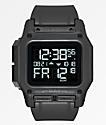 Nixon Regulus reloj negro