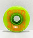 OJ Super Juice 60mm 78a ruedas de cruiser verdes