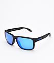 Oakley Holbrook Prizm gafas de sol polarizadas en negro mate y carey