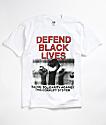 Obey Defend Black Lives White T-Shirt