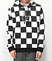 Obey Gusto Checker Hoodie