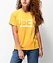 Obey Park Life Box camiseta mango