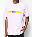 Odd Future Eternity Donut Bar camiseta rosa