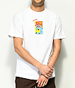 Odd Future Juice Box camiseta blanca