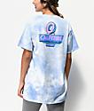 Odd Future Key Blue Tie Dye T-Shirt