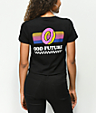Odd Future Racing camiseta corta negra