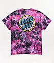 Odd Future x Santa Cruz Donut Purple Tie Dye T-Shirt