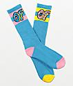 Odd Future x Santa Cruz Mix Match calcetines azules