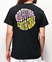 Odd Future x Santa Cruz Split Black T-Shirt