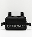 Official Melrose 2.0 Black Utility Chest Bag