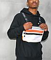 Official White & Orange Quad-Strap Chest Bag