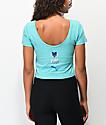 PUMA Claw camiseta corta azul