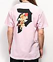 Primitive Dirty P Cupid Pink T-Shirt
