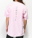 Primitive Dirty P Holographic Pink T-Shirt