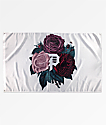 Primitive Floral Dirty P Flag
