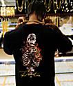 Primitive Gold Pack Rise camiseta negra