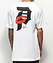 Primitive Heartbreaker Dirty P camiseta blanca