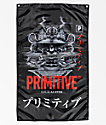 Primitive Samurai Flag