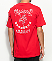 Primitive X Huy Fong camiseta roja