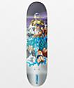 "Primitive x Dragon Ball Super Resurrection 8.12"" Skateboard Deck"
