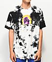 Primitive x Dragon Ball Z Goku Hyper Black Crystal Wash T-Shirt