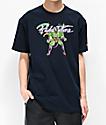 Primitive x Dragon Ball Z Nuevo Cell camiseta azul marino