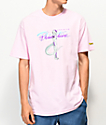 Primitive x Dragon Ball Z Nuevo Frieza Pink T-Shirt