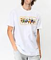 Primitive x Dragon Ball Z Nuevo White T-Shirt