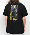 Primitive x Dragon Ball Z Trunks Glow camiseta negra