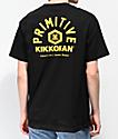Primitive x Kikkoman Soy Black T-Shirt