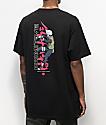 Primitive x Naruto Strike Black T-Shirt