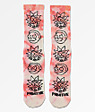 Primitive x Rick and Morty calcetines rosas