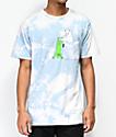 RIPNDIP Break Yo Self camiseta tie dye azul con bolsillo