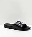 RIPNDIP Catch Em All Black Slide Sandals