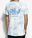 RIPNDIP Heaven And Hell camiseta en azul y blanca