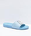 RIPNDIP Lord Nermal Baby Blue Slide Sandals