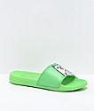 RIPNDIP Lord Nermal Mint Slide Sandals