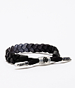 Rastaclat Classic Translucid Equals Black & Grey Bracelet