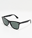 Ray-Ban Blaze Wayfarer gafas de sol en negro