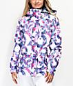 Roxy Jetty Famous Alphabet 10K chaqueta de snowboard