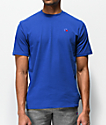 Russell Athletic Baseliner camiseta azul
