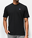 Russell Athletic Baseliner camiseta negra