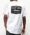 Salty Crew Stealth camiseta blanca