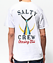 Salty Crew Tailed camiseta blanca