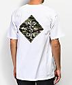 Salty Crew Tippet Cover Up camiseta blanca