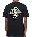 Salty Crew Tippet camiseta en negro y camuflado