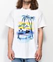 Samborghini Take Me back camiseta blanca