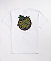 Santa Cruz Glow Dot White T-Shirt